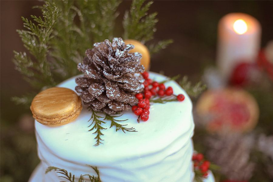 WEDDING CHRISTMAS tarta-boda-invierno