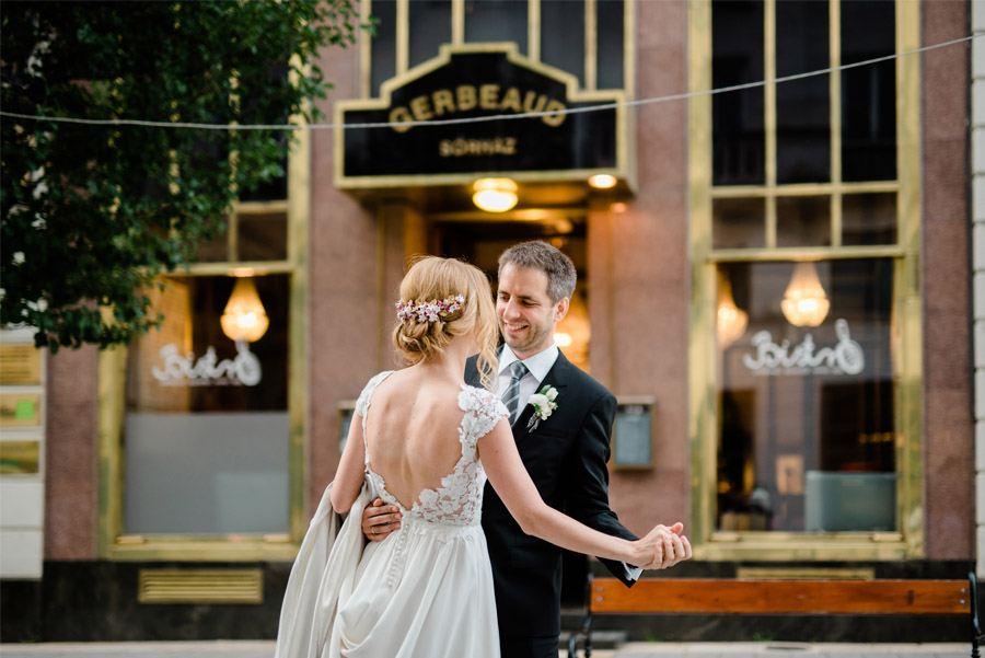 JULIO & ANITA: ROMÁNTICA BODA EN BUDAPEST baile-de-boda