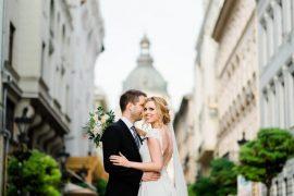 JULIO & ANITA: ROMÁNTICA BODA EN BUDAPEST