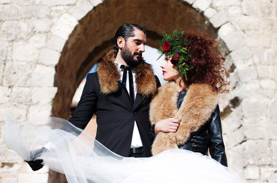 AMOR EN CAMPOS DE CASTILLA boda-invierno-editorial
