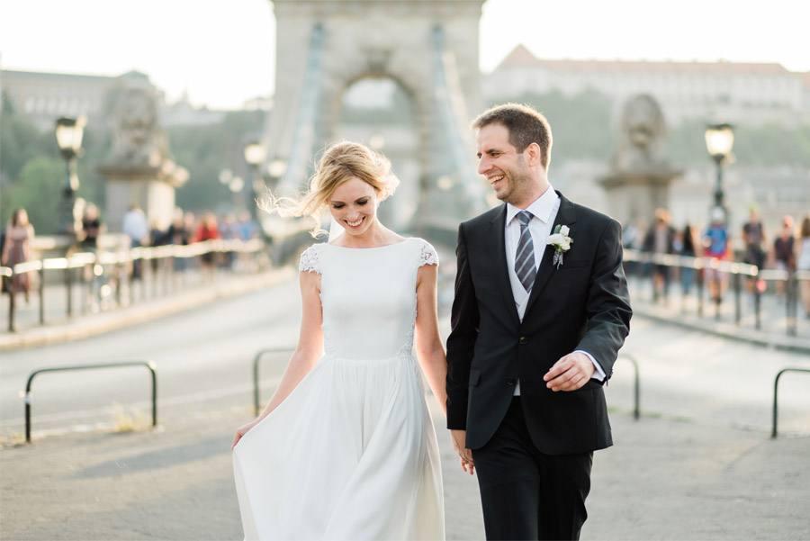 JULIO & ANITA: ROMÁNTICA BODA EN BUDAPEST budapest-novios