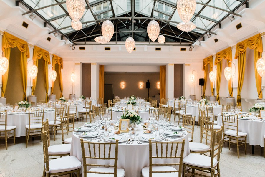 JULIO & ANITA: ROMÁNTICA BODA EN BUDAPEST decoracion-boda