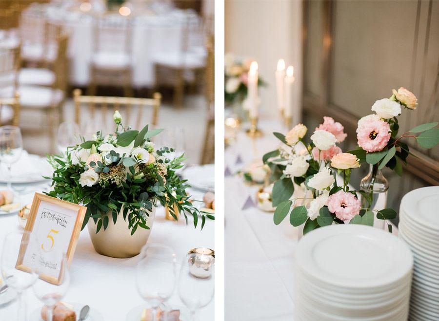 JULIO & ANITA: ROMÁNTICA BODA EN BUDAPEST mesas-boda