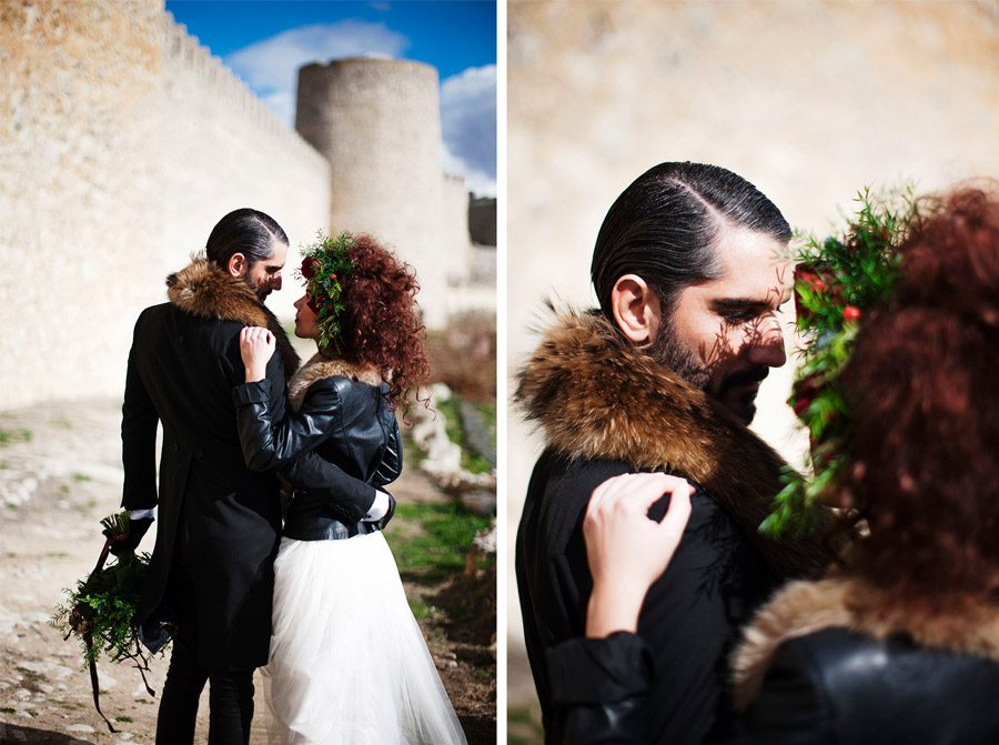 AMOR EN CAMPOS DE CASTILLA novios-boda-castilla