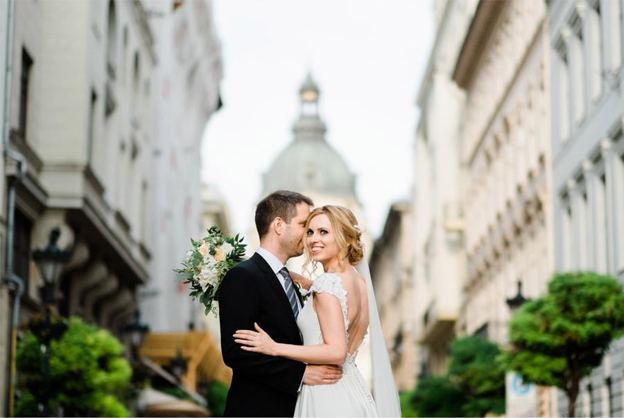 JULIO & ANITA: ROMÁNTICA BODA EN BUDAPEST novios-budapest