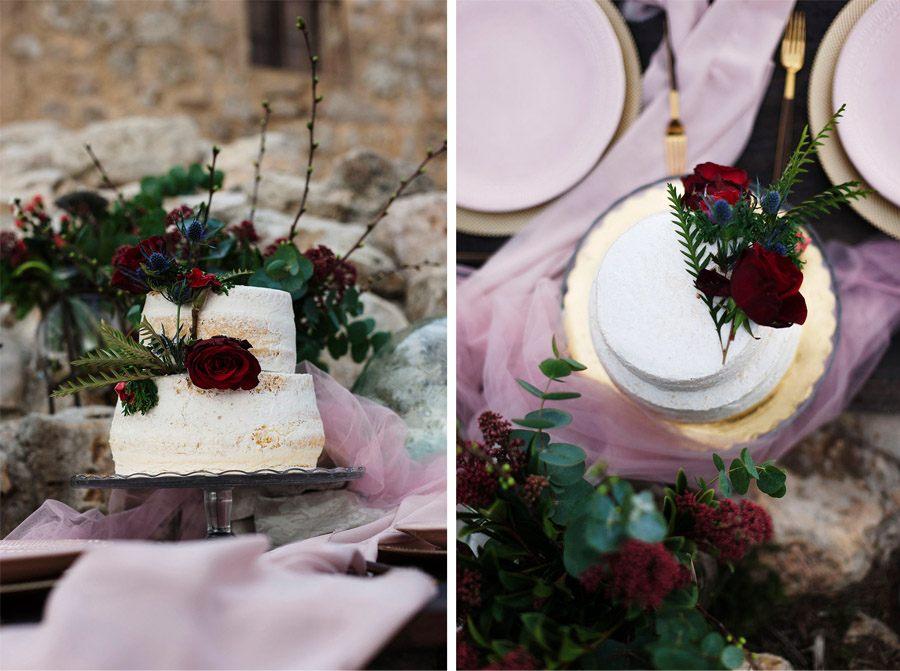 AMOR EN CAMPOS DE CASTILLA pastel-boda-invierno
