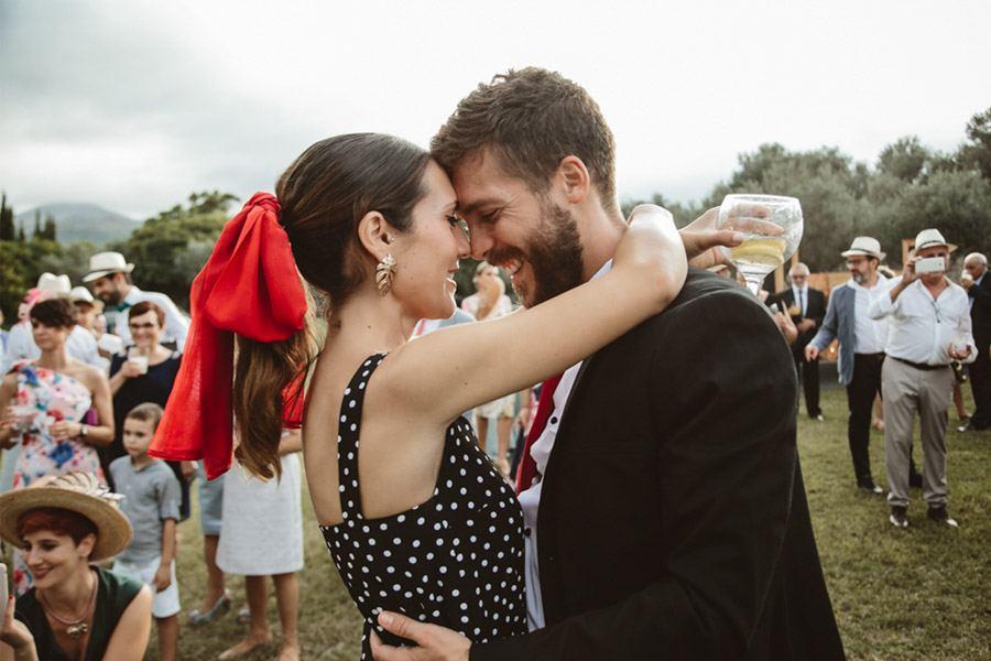 SARA & RAMÓN: UNA BODA LLENA DE SORPRESAS bailes-boda