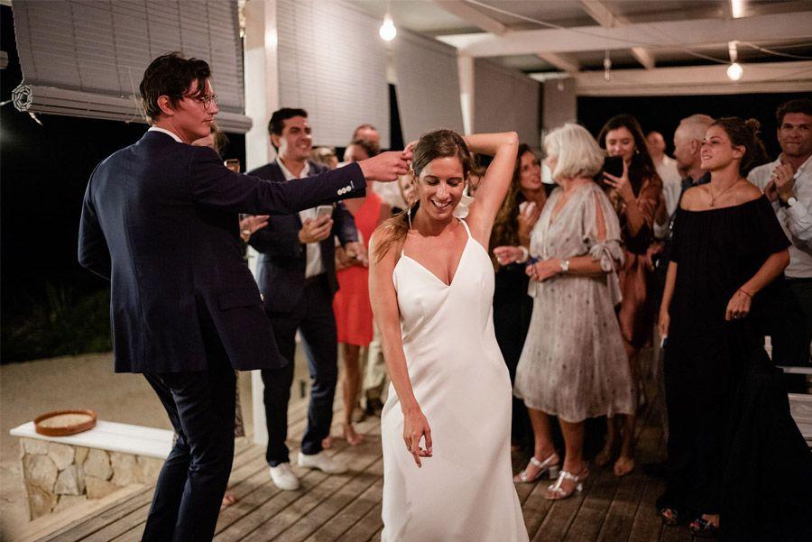 MARIE & JULES: DE NAMIBIA A FORMENTERA (PARTE II) boda-fiesta