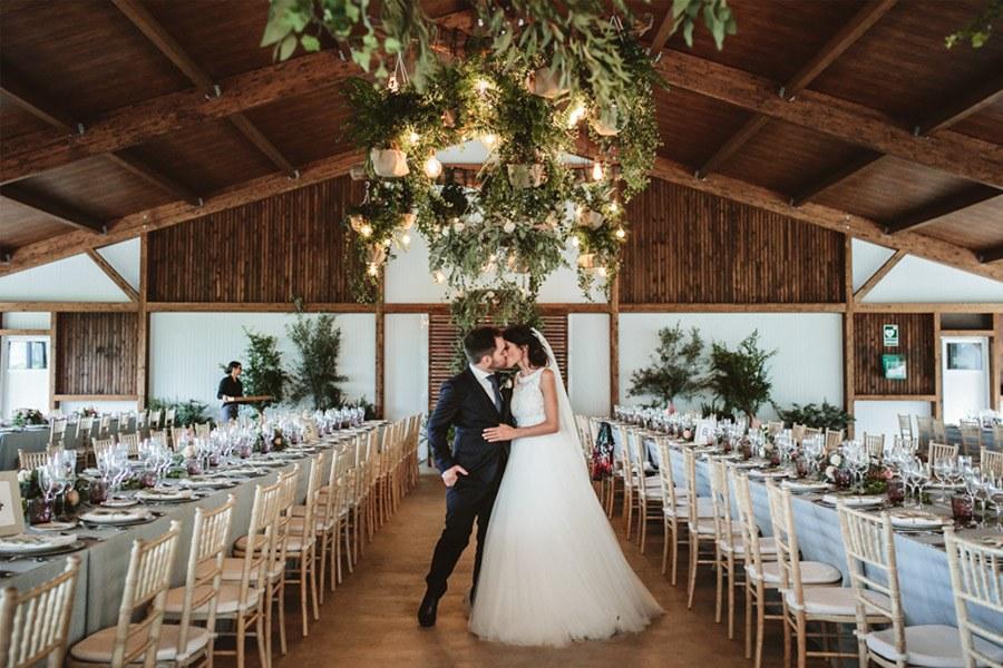 SARA & RAMÓN: UNA BODA LLENA DE SORPRESAS boda-rustica