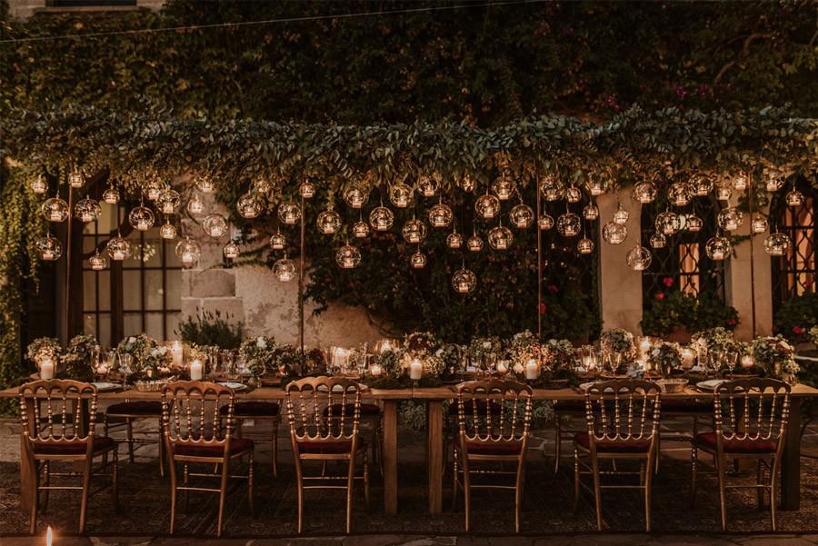 UNA FIESTA EN CAN RIBAS mesa-boda-noche