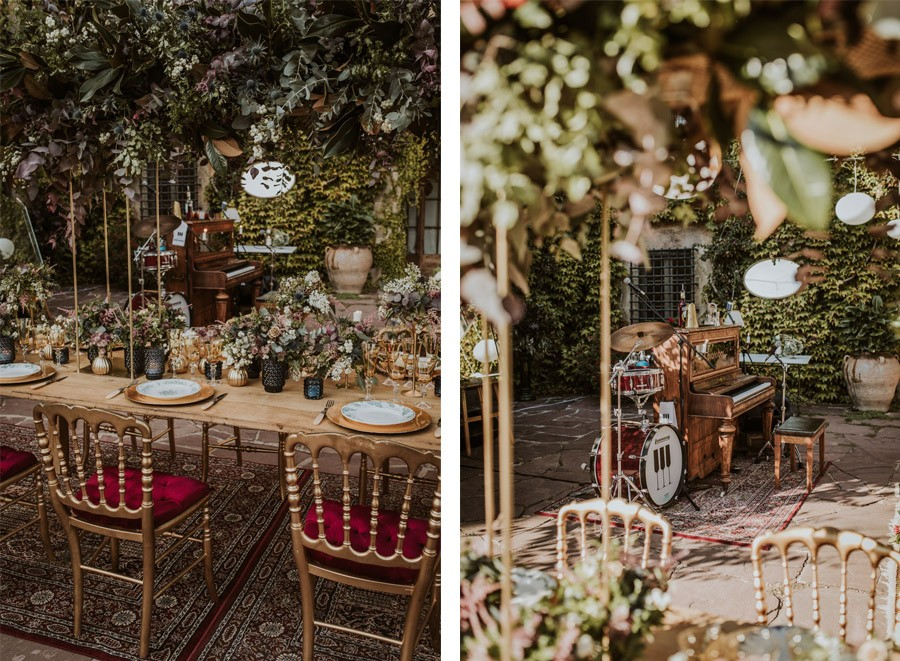 UNA FIESTA EN CAN RIBAS mesas-boda-1