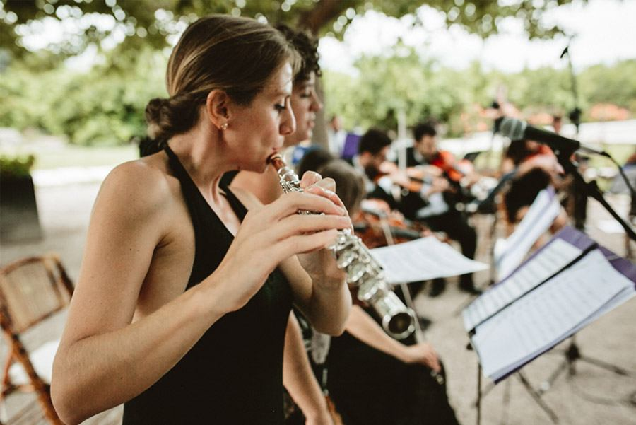 SARA & RAMÓN: UNA BODA LLENA DE SORPRESAS musica-boda