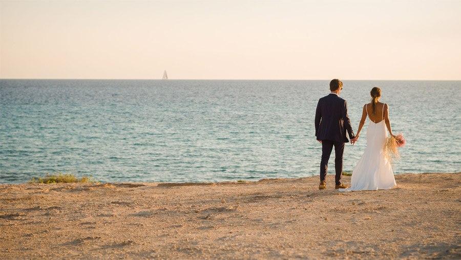 MARIE & JULES: DE NAMIBIA A FORMENTERA (PARTE II) novios-verano
