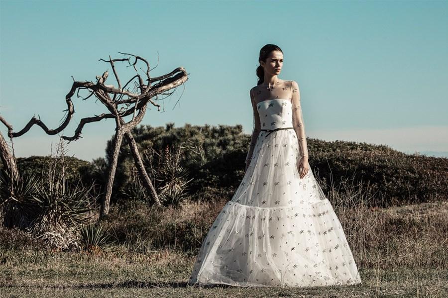 TOT-HOM BRIDAL COUTURE 2019 tothom-novia