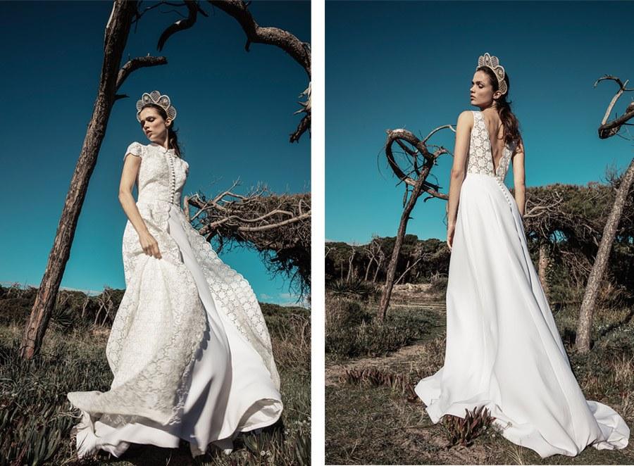 TOT-HOM BRIDAL COUTURE 2019 tothom-novias