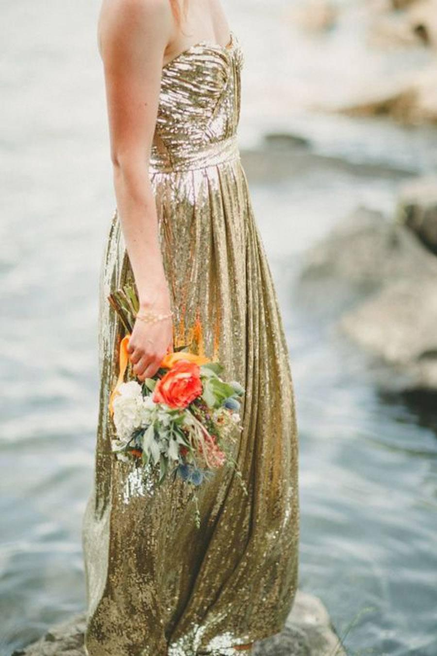 VESTIDOS DE NOVIA DORADOS vestido-novia-dorado