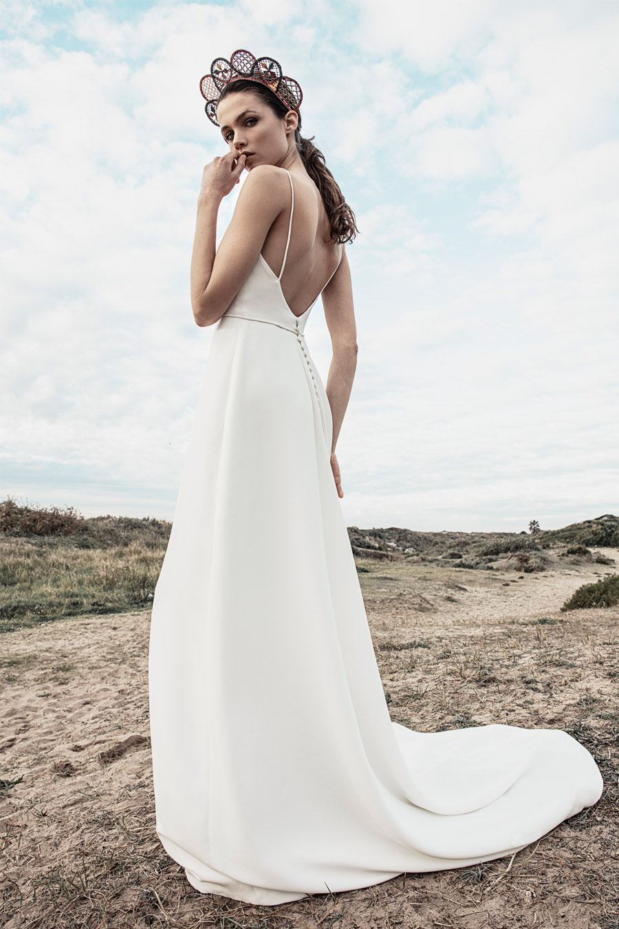 TOT-HOM BRIDAL COUTURE 2019 vestido-novia-tothom-2019