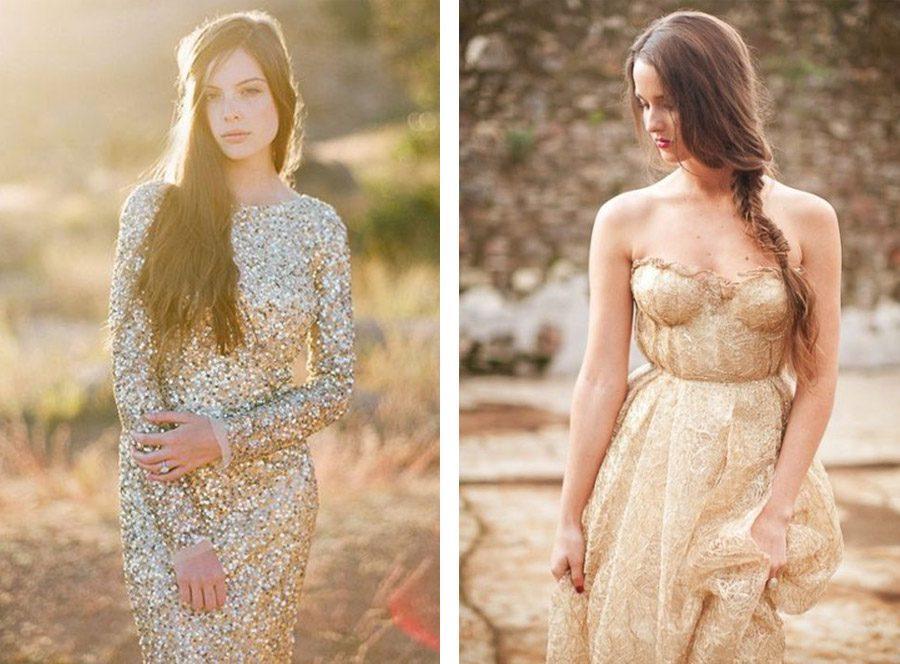 VESTIDOS DE NOVIA DORADOS vestidos-dorados