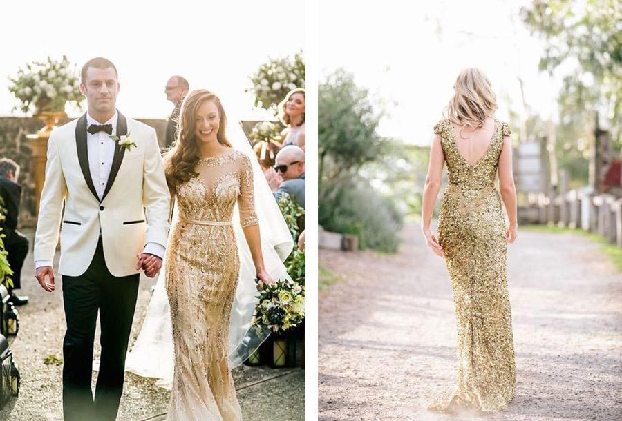 VESTIDOS DE NOVIA DORADOS vestidos-novia-dorados