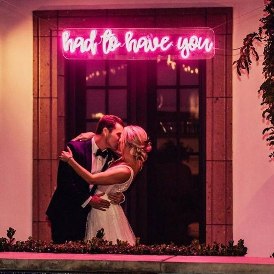 INSPIRACIÓN: FRASES DE NEÓN bodas-neon