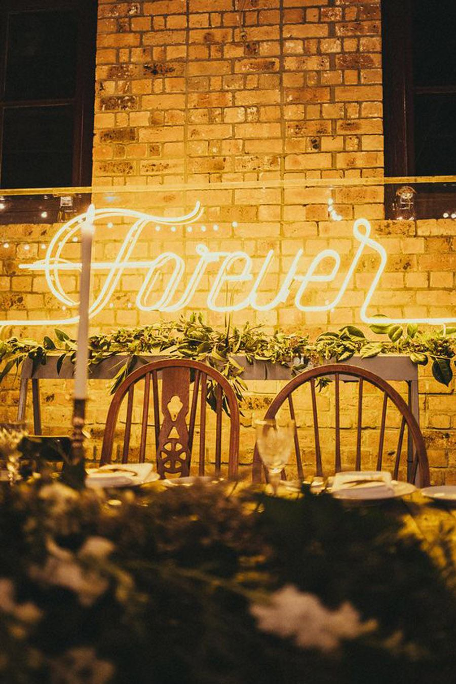INSPIRACIÓN: FRASES DE NEÓN bodas-signos-neon