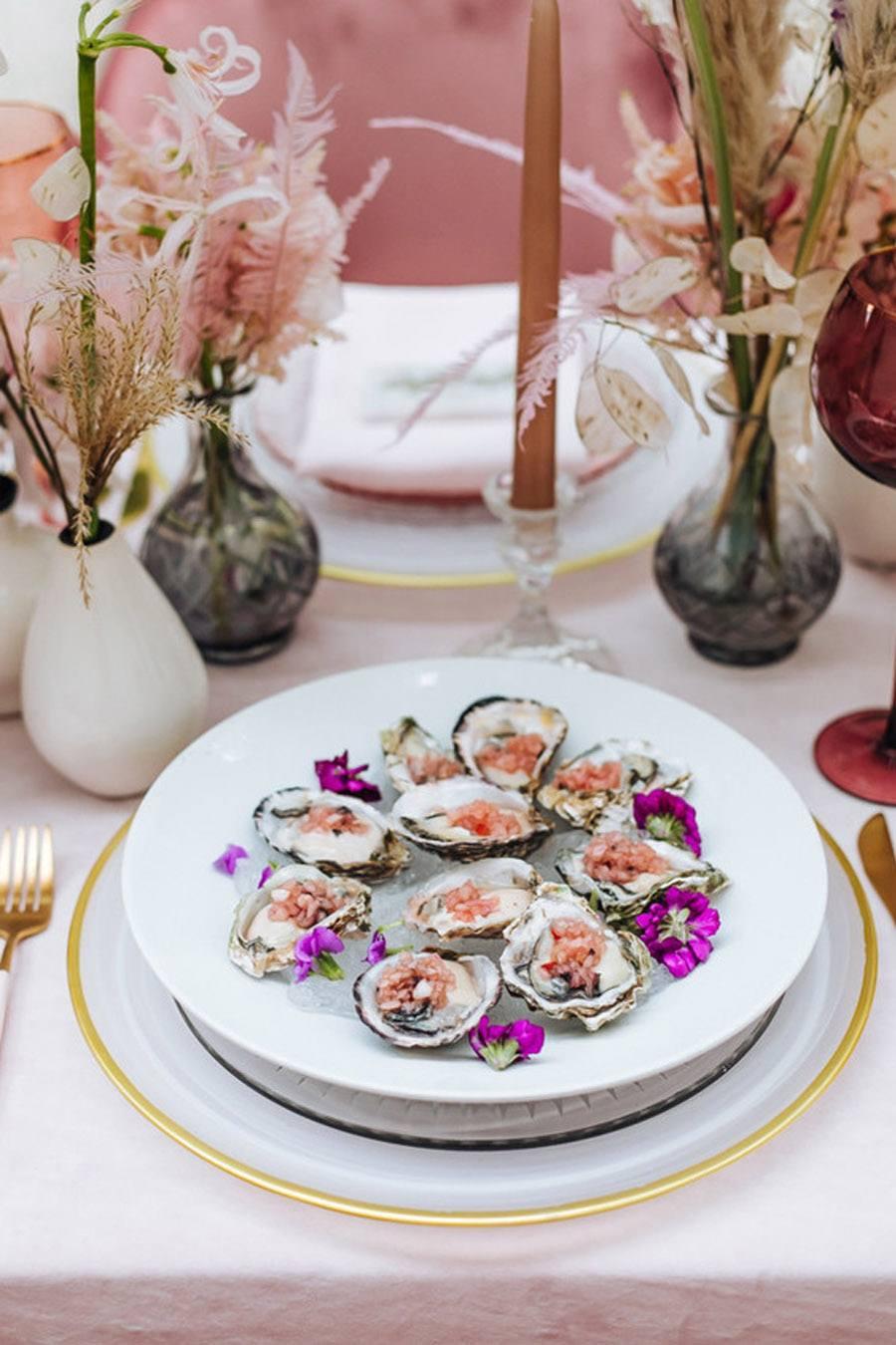 INSPIRACIÓN: TODO AL ROSA decoracion-mesa-rosa