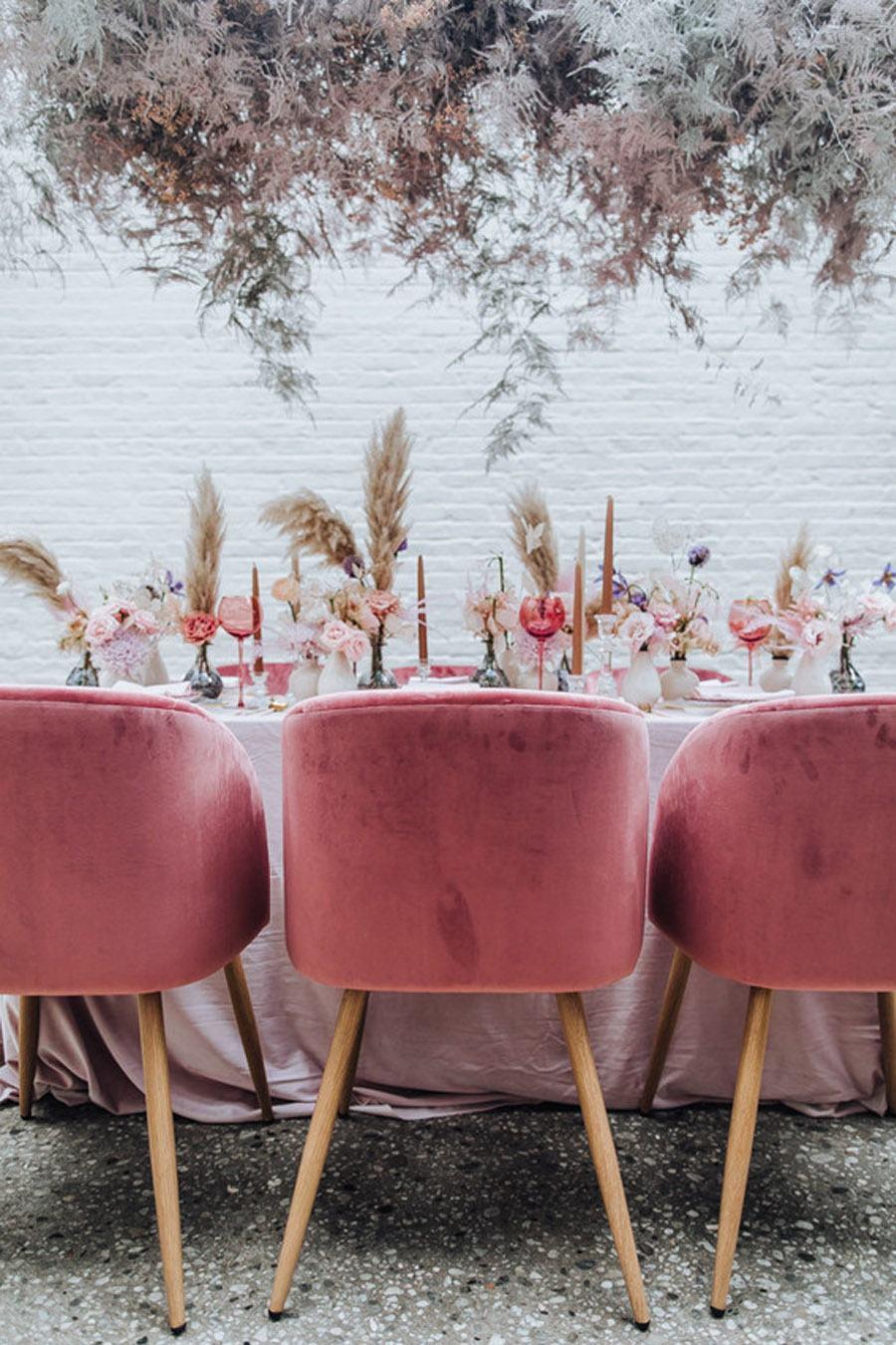 INSPIRACIÓN: TODO AL ROSA decoracion-mesa-san-valentin