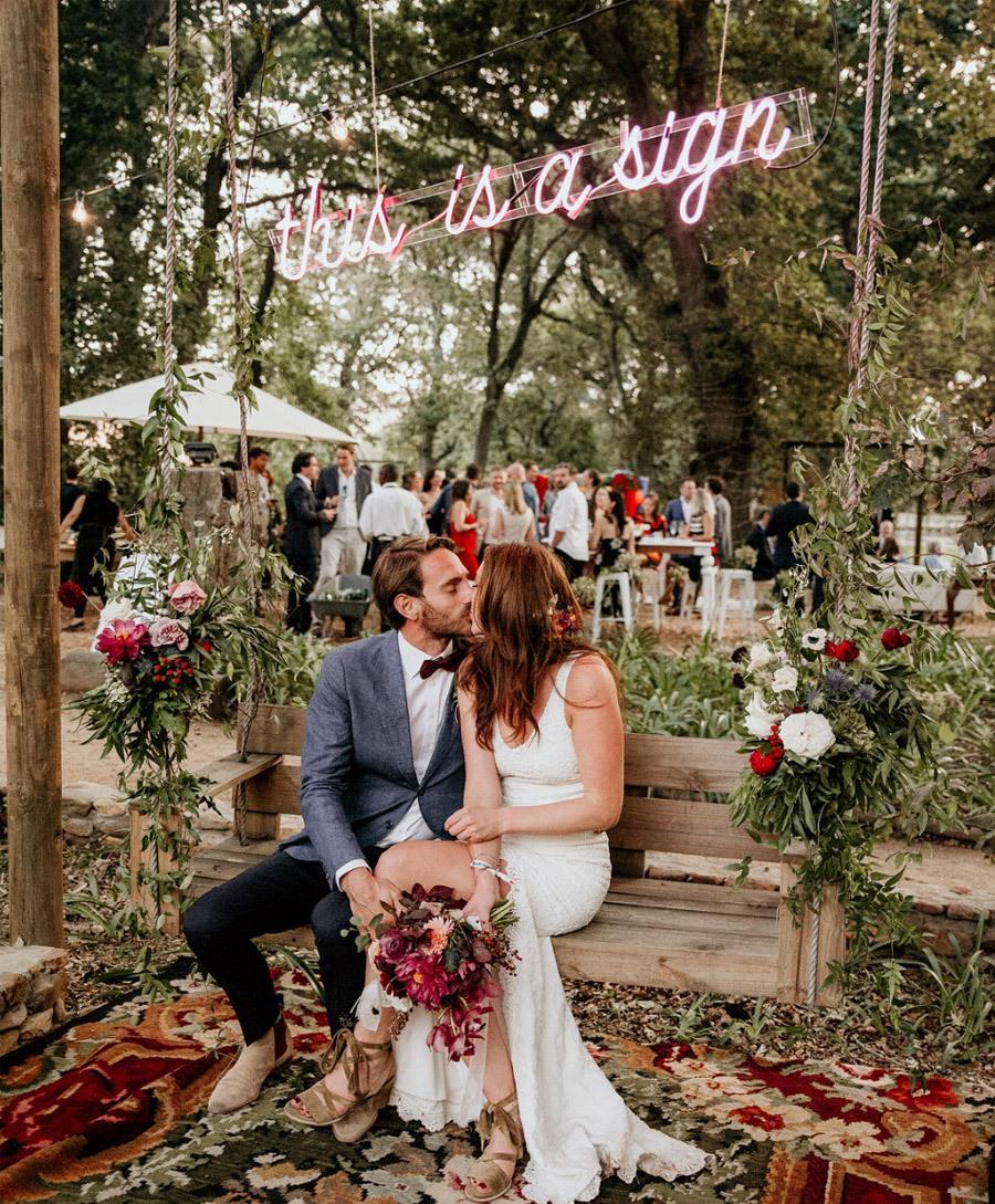 INSPIRACIÓN: FRASES DE NEÓN neones-boda