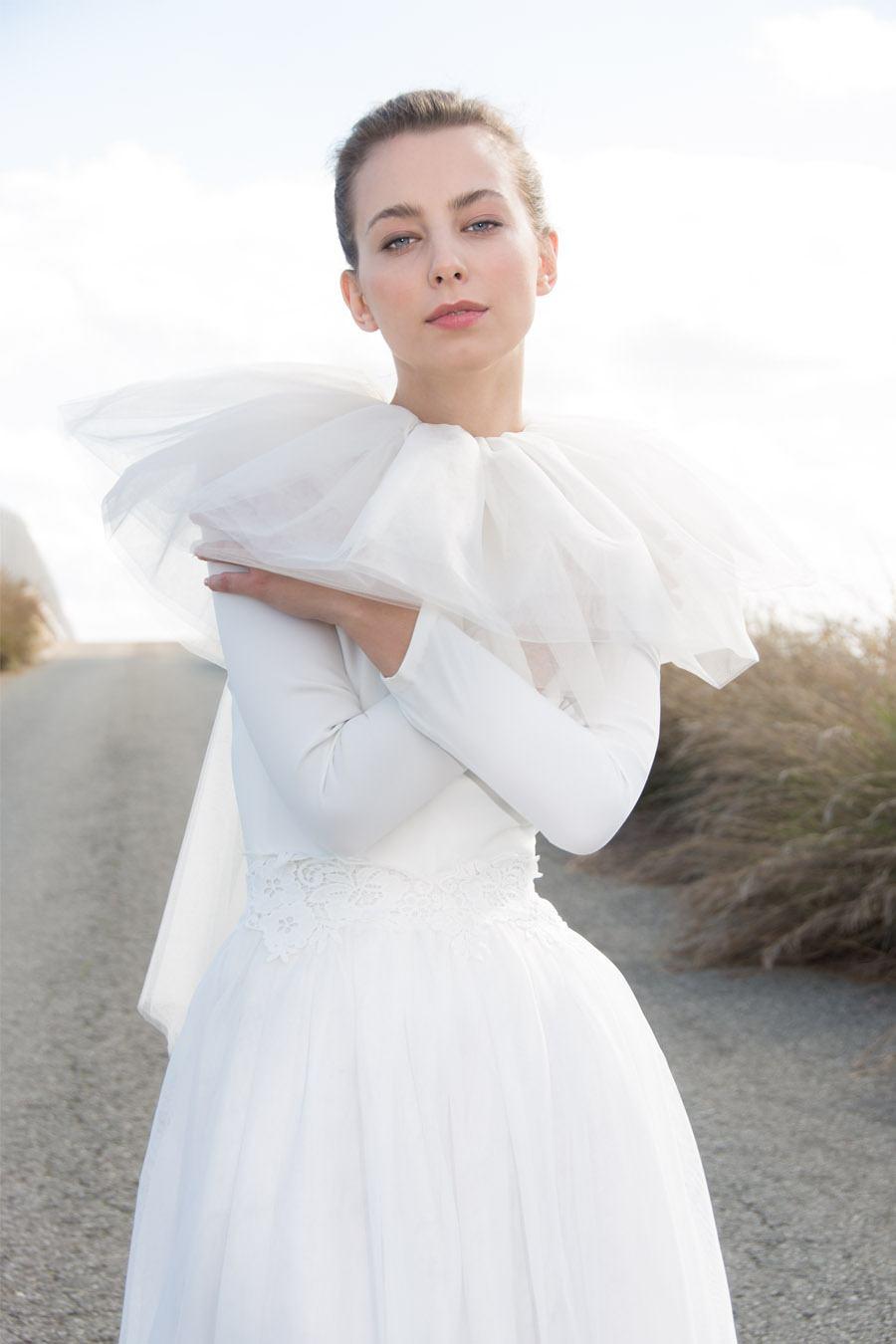 AIRES BUCÓLICOS EN LA NUEVA INSPIRACIÓN DE POL NÚÑEZ pol-nuñez-novias-2019