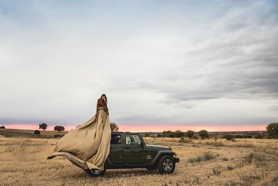 CAMPOS DE CASTILLA mareque-novias