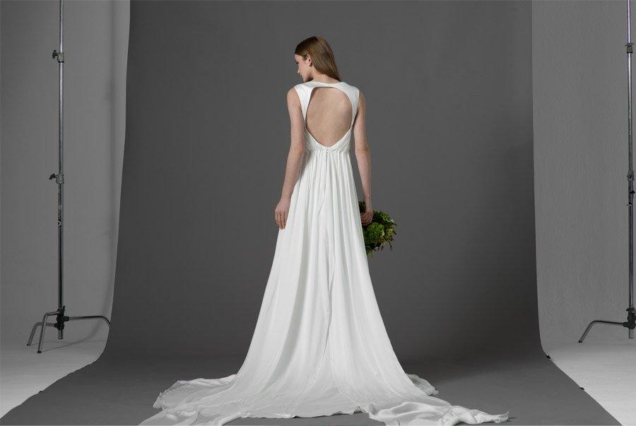 THE BRIDAL COLLECTION 01_, PRIMERA COLECCIÓN DE NOVIA DE ESCUER escuer-bridal