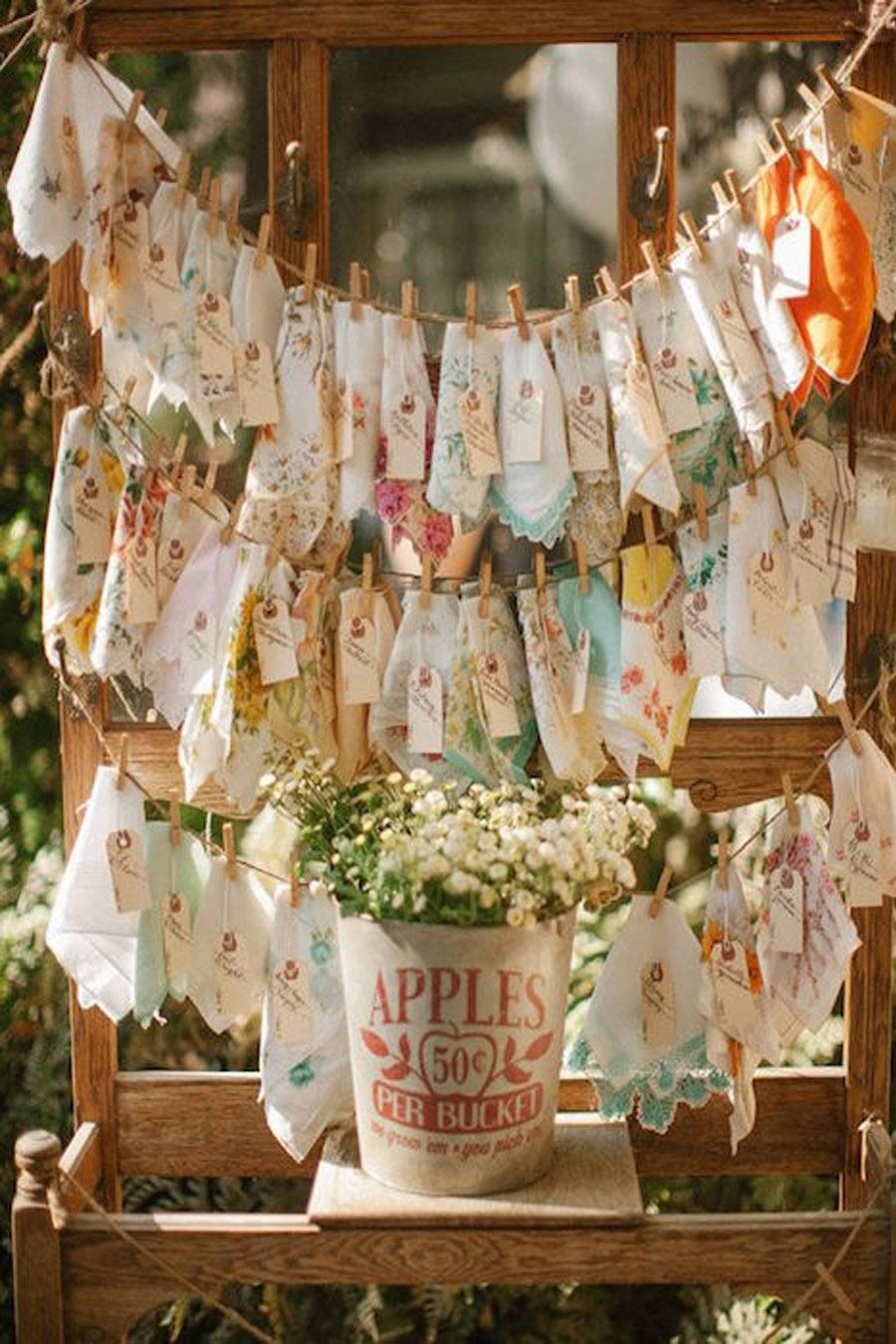 LÁGRIMAS DE FELICIDAD boda-pañuelos