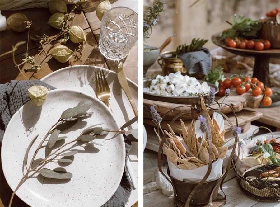 LA NOVIA DEL VELO DE PERLAS catering-boda
