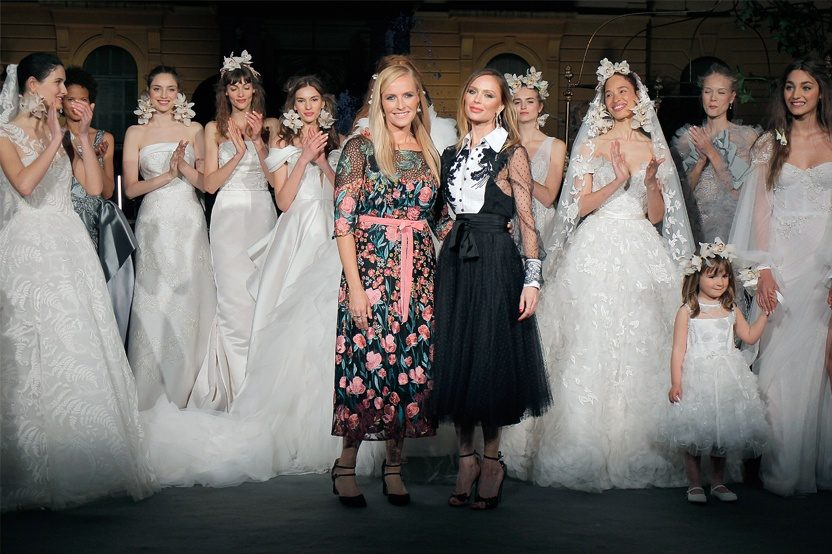 MARCHESA PROTAGONIZA LA BARCELONA BRIDAL NIGHT