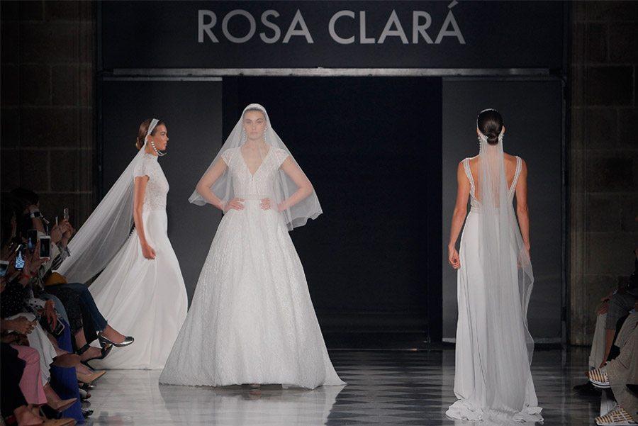 ROSA CLARÁ COLECCIÓN 2020 desfile-novias-rosa-clara