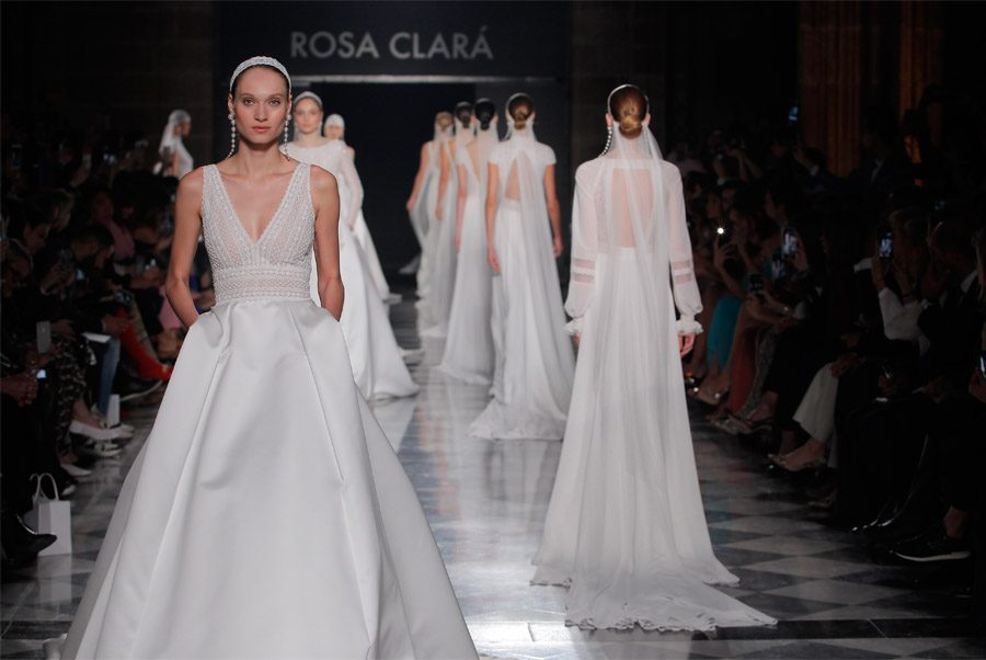 ROSA CLARÁ COLECCIÓN 2020 desfile-rosa-clara-novias-2020