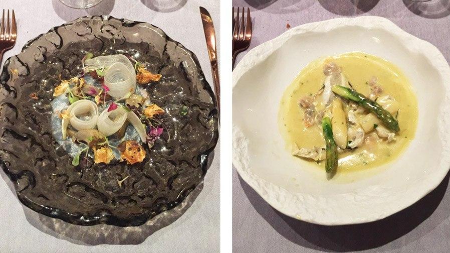 FIN DE SEMANA GASTRONÓMICO EN EL HOTEL DOLCE SITGES 5* dolce-sitges-menu
