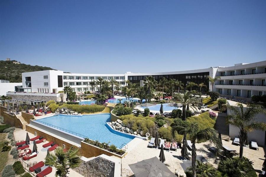 FIN DE SEMANA GASTRONÓMICO EN EL HOTEL DOLCE SITGES 5* dolce-sitges-panoramica