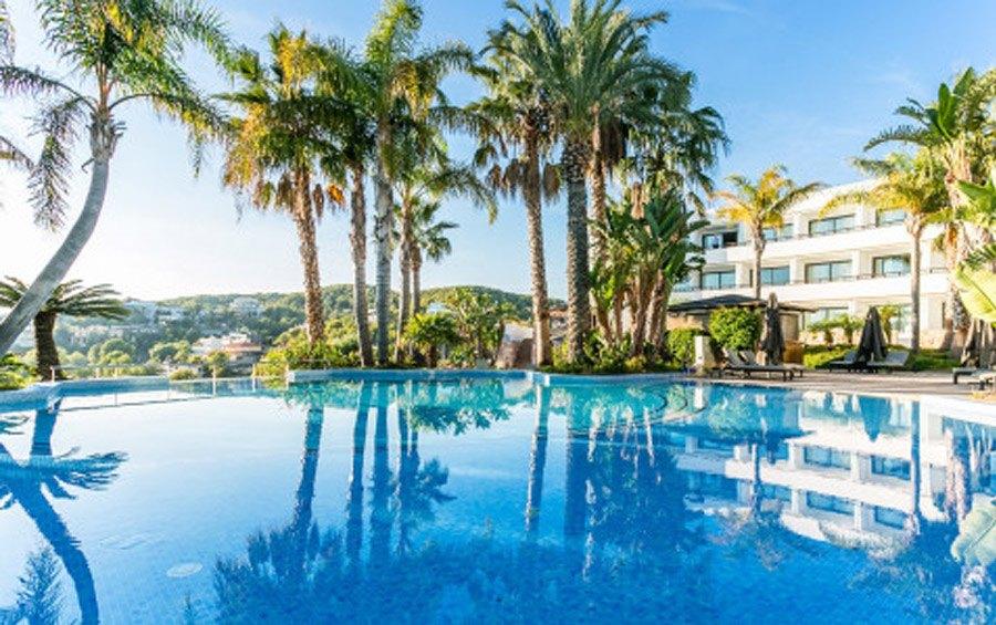 FIN DE SEMANA GASTRONÓMICO EN EL HOTEL DOLCE SITGES 5* dolce-sitges-piscina