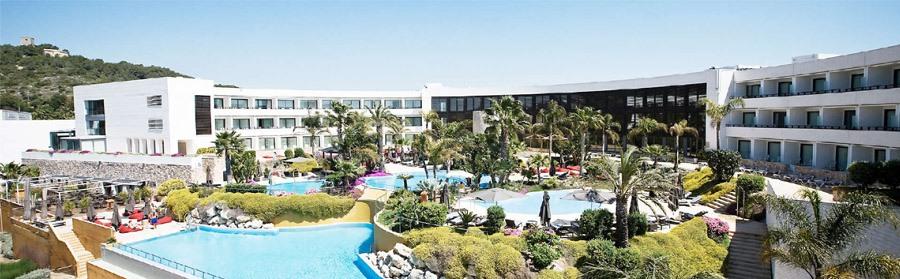 FIN DE SEMANA GASTRONÓMICO EN EL HOTEL DOLCE SITGES 5* dolce-sitges-vista-panoramica