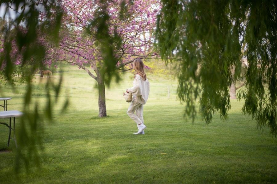 ELI & JOAN: UNA BODA DE FIESTA MAYOR jardin-boda