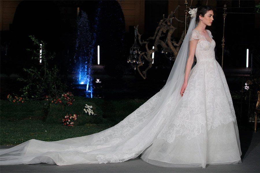 MARCHESA PROTAGONIZA LA BARCELONA BRIDAL NIGHT marchesa-desfile-bridal-week