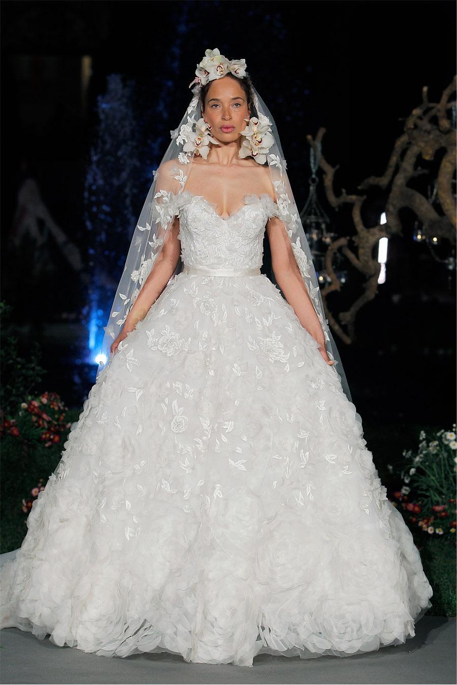 MARCHESA PROTAGONIZA LA BARCELONA BRIDAL NIGHT marchesa-novia