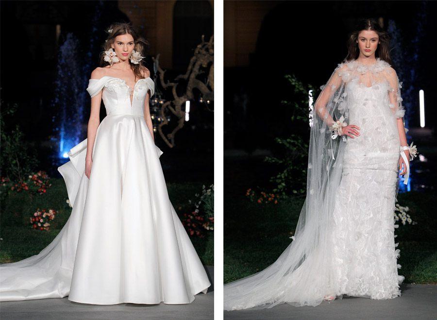 MARCHESA PROTAGONIZA LA BARCELONA BRIDAL NIGHT marchesa-vestidos-novia