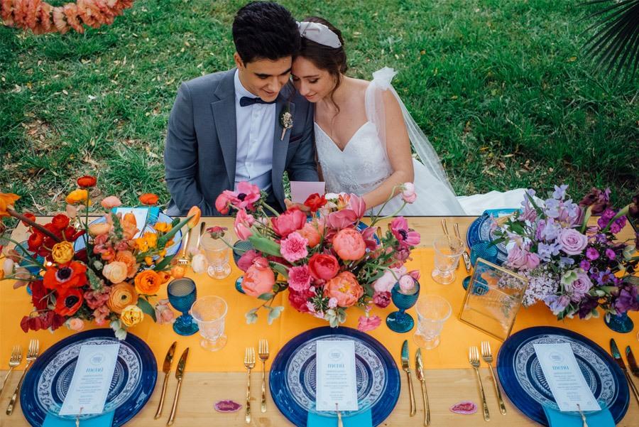 UNA MÁGICA BODA ALADDIN novios-boda-aladdin