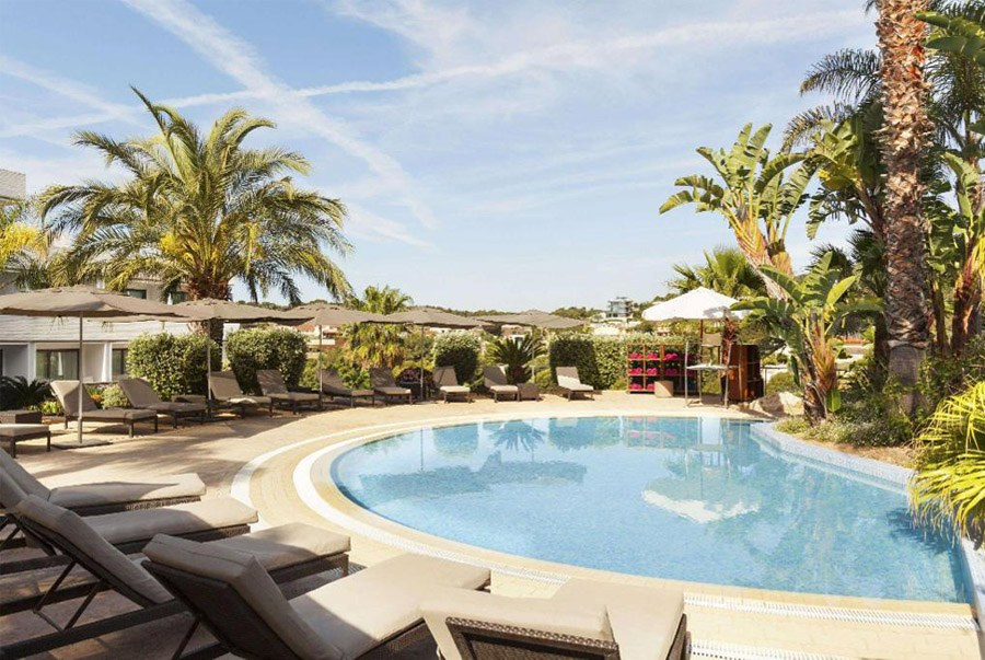 FIN DE SEMANA GASTRONÓMICO EN EL HOTEL DOLCE SITGES 5* piscina-hotel-dolce-sitges