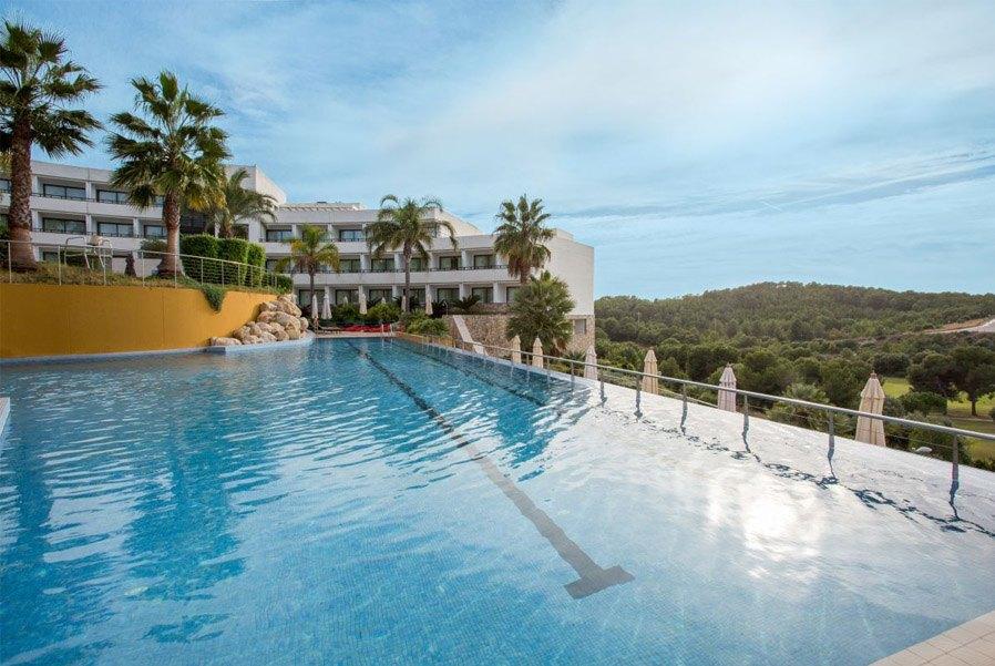 FIN DE SEMANA GASTRONÓMICO EN EL HOTEL DOLCE SITGES 5* piscinas-dolce-sitges