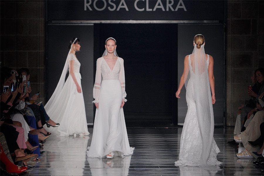 ROSA CLARÁ COLECCIÓN 2020 rosa-clara-desfile-novia