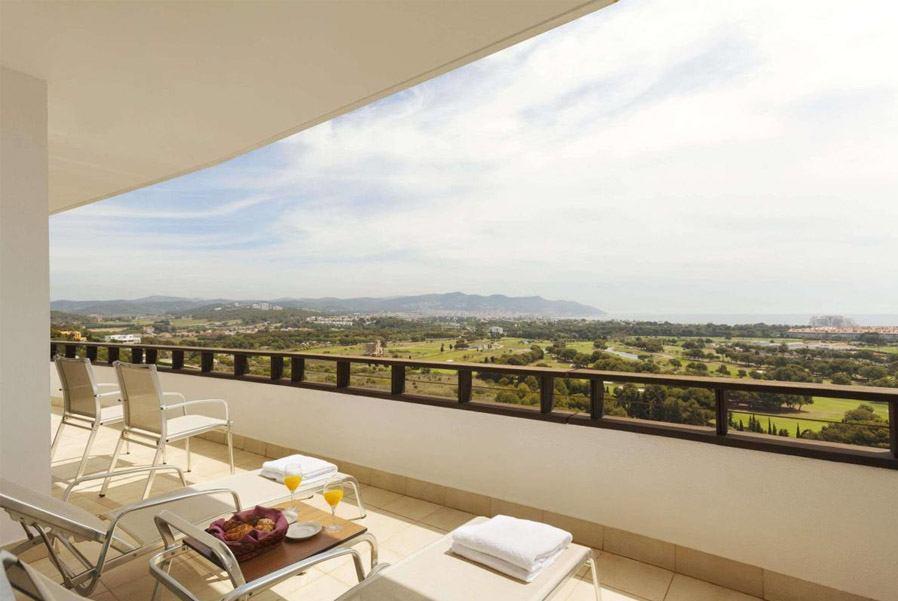 FIN DE SEMANA GASTRONÓMICO EN EL HOTEL DOLCE SITGES 5* terraza-dolce-sitges