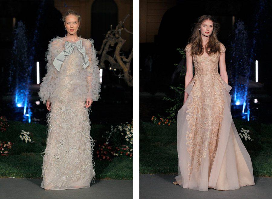 MARCHESA PROTAGONIZA LA BARCELONA BRIDAL NIGHT vestidos-fiesta-marchesa